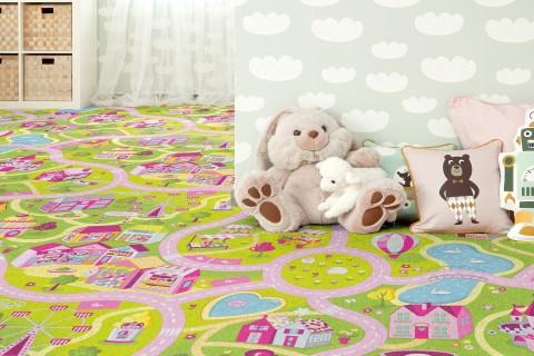 Kinder vloerkleden kopen bij HORNBACH
