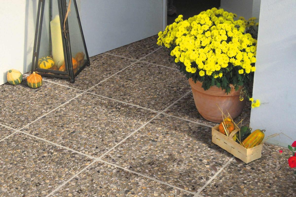 Inspiration Terrassenplatten Beton 6