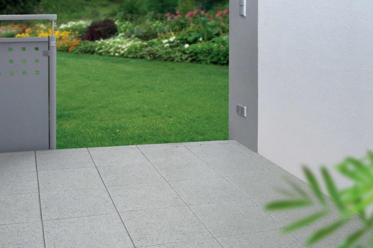Inspiration Terrassenplatten Beton 13