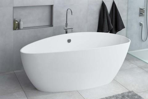 Bad, ligbad of hoekbad koop je natuurlijk bij HORNBACH
