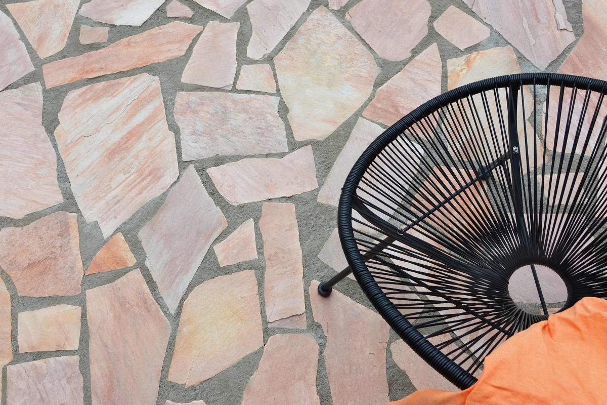 Inspiration Terrassenplatten Naturstein 10