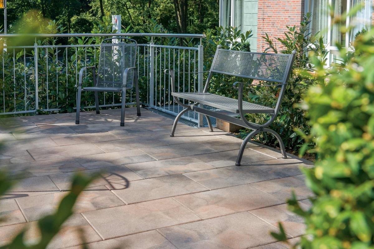Inspiration Terrassenplatten Beton 10