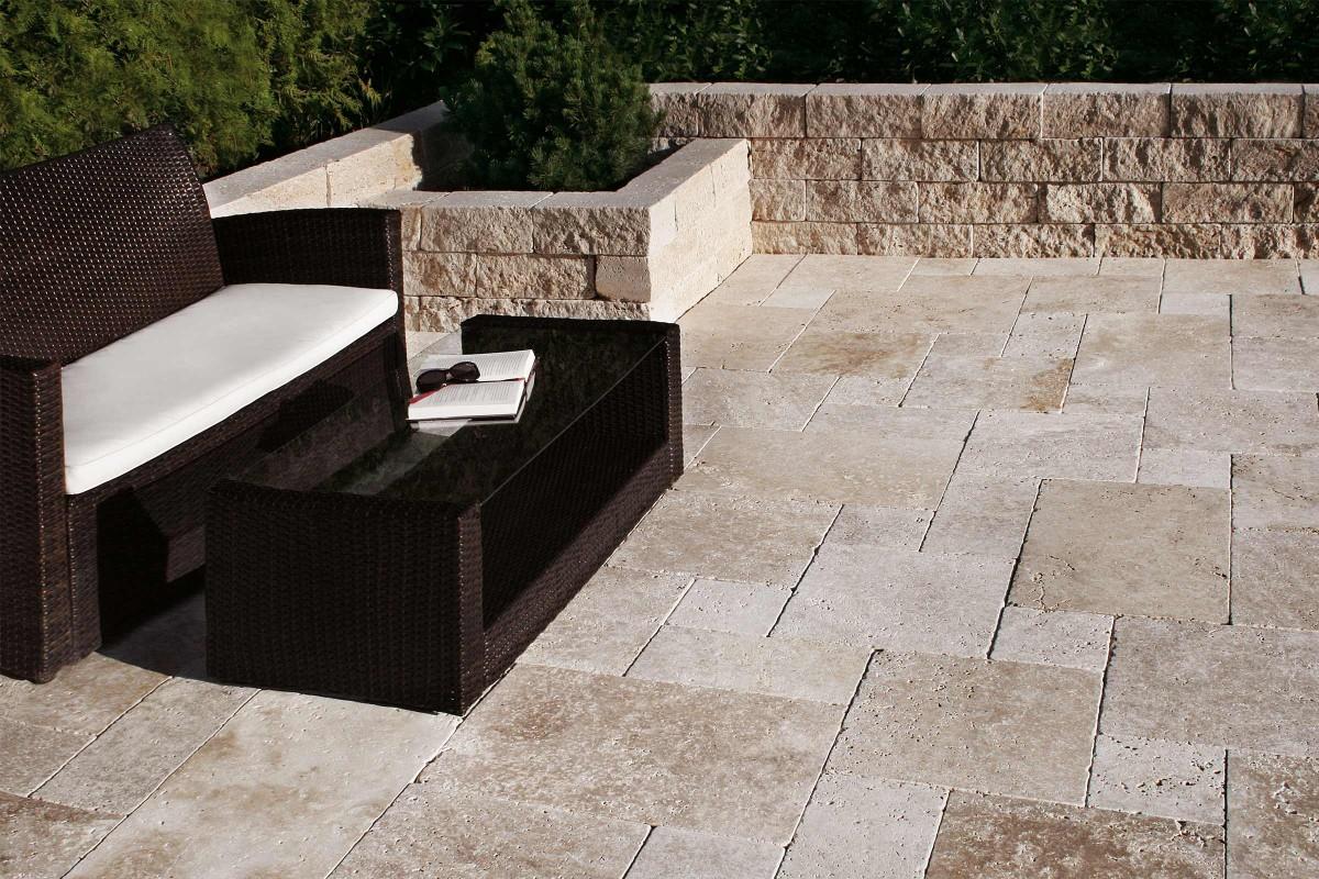 Inspiration Terrassenplatten Naturstein 6