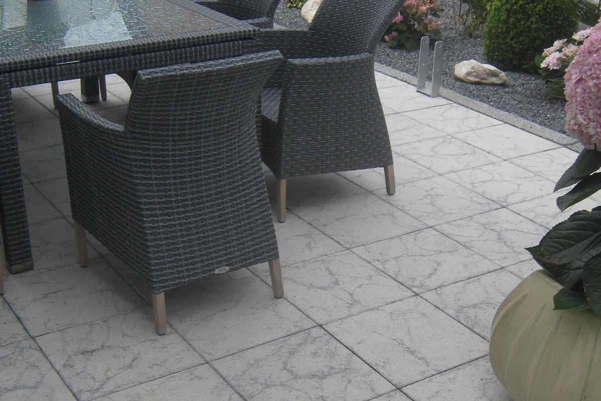 Inspiration Terrassenplatten Beton 1