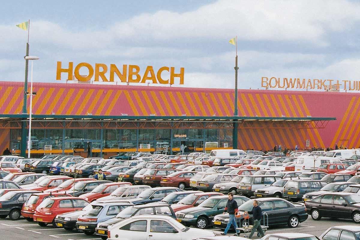 HORNBACH bouwmarkt Zaandam . Vestiging Symon Spiersweg 6 1506 RZ