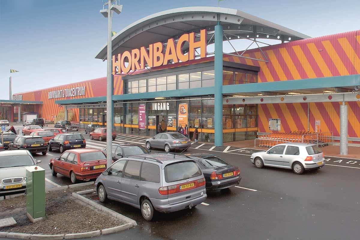 HORNBACH bouwmarkt Groningen . Vestiging Groningerweg 45/2 9738 AB