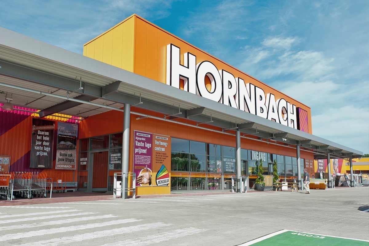 HORNBACH bouwmarkt Nieuwerkerk a/d Ijssel . Vestiging Laan van Avant Garde 1 2913 LA