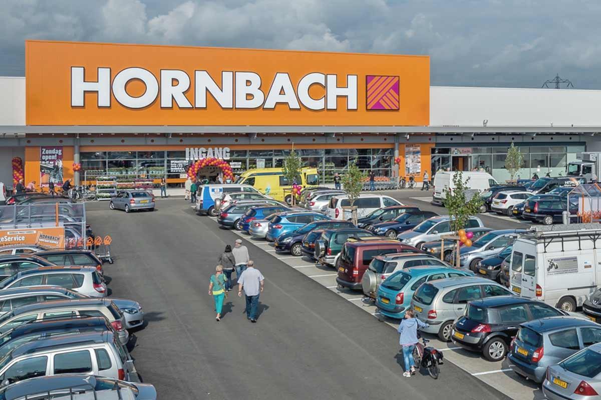 HORNBACH bouwmarkt Geleen . Vestiging Einighauserweg 101 6163 AK