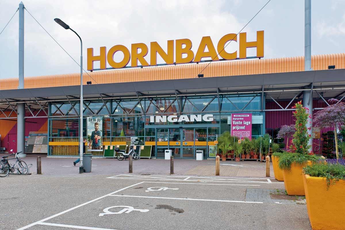 HORNBACH bouwmarkt Tilburg . Vestiging Hestiastraat 1 5047 VA