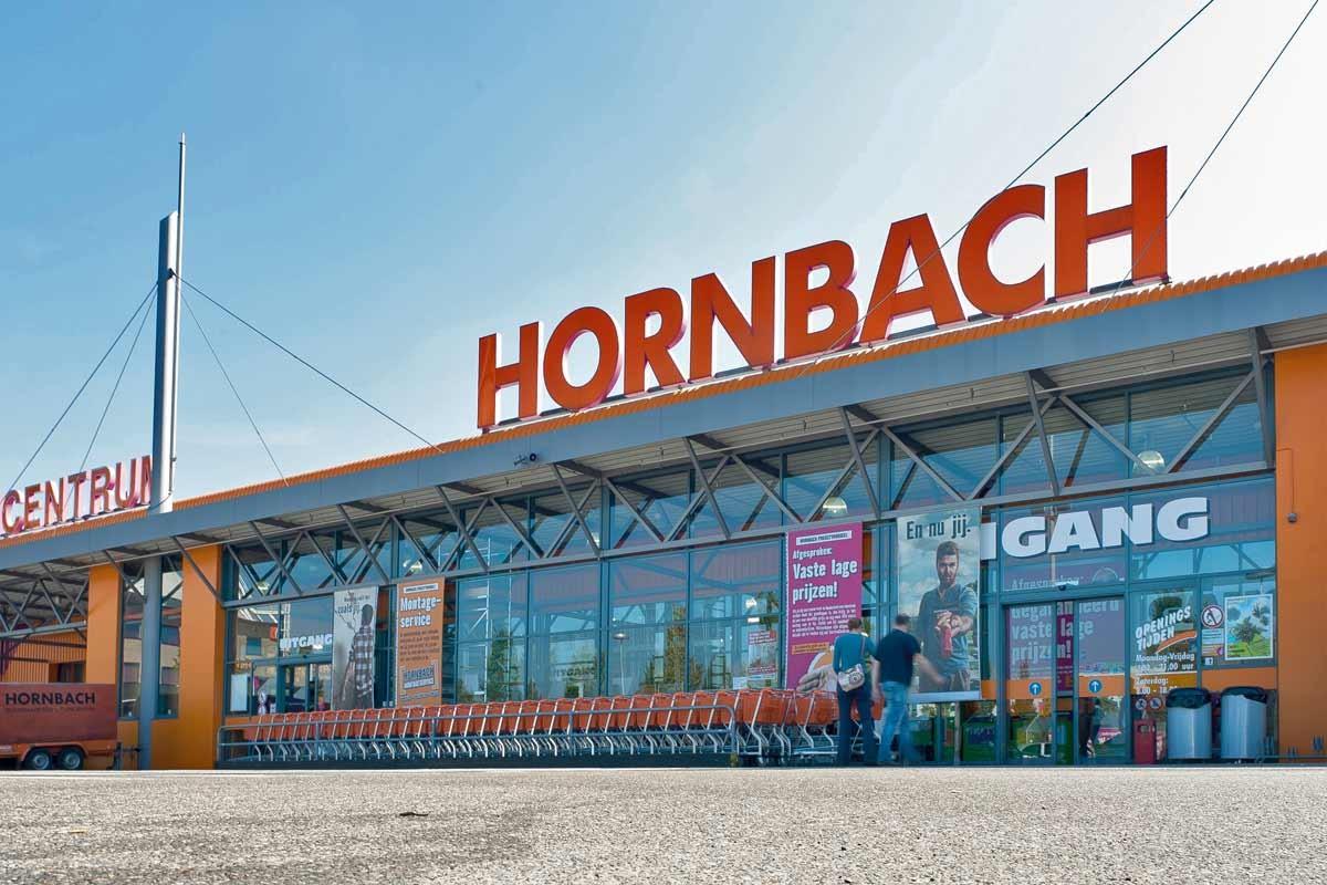 HORNBACH bouwmarkt Kerkrade . Vestiging Roda J.C. Ring 4 6466 NH