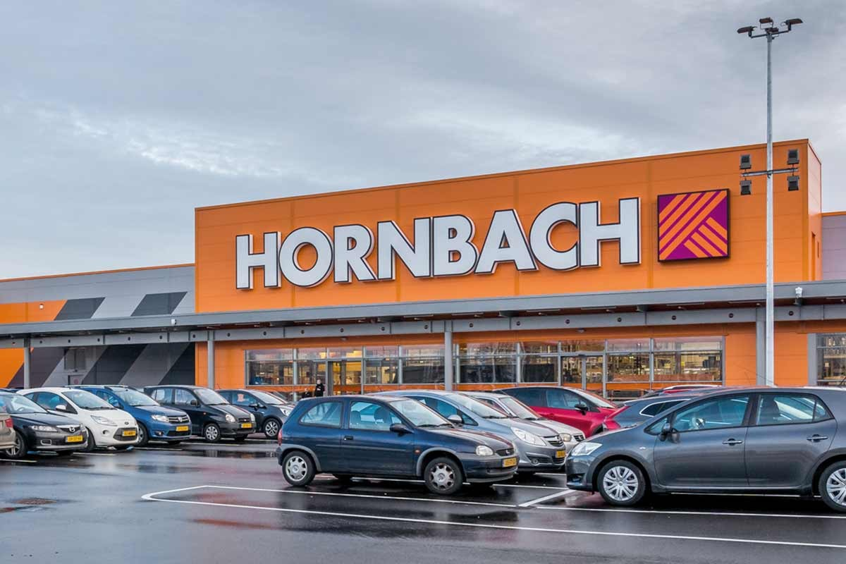 HORNBACH bouwmarkt Zwolle . Vestiging Katwolderweg 6 8041 AD