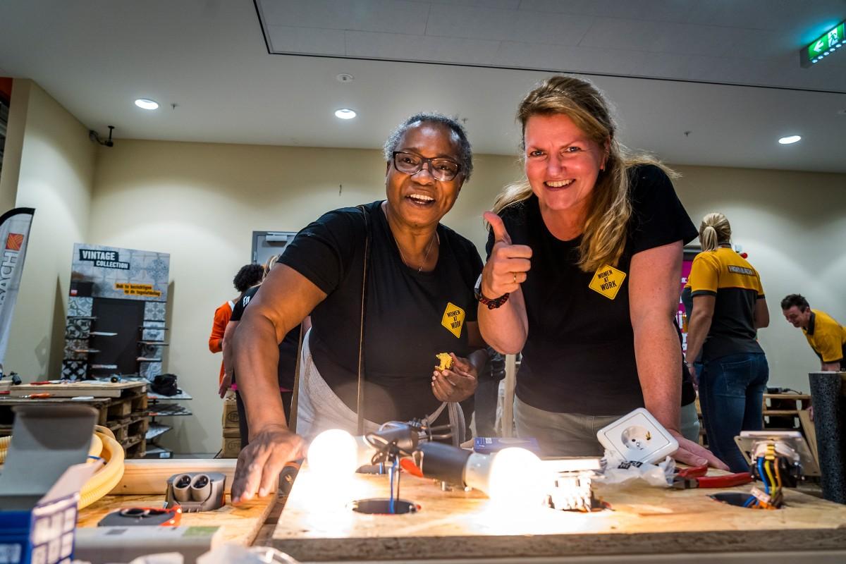 Women at Work | HORNBACH