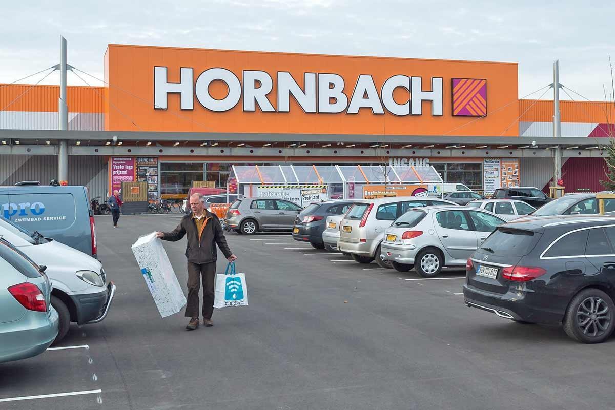 HORNBACH bouwmarkt Best . Vestiging Zandstraat 15 5683 PL