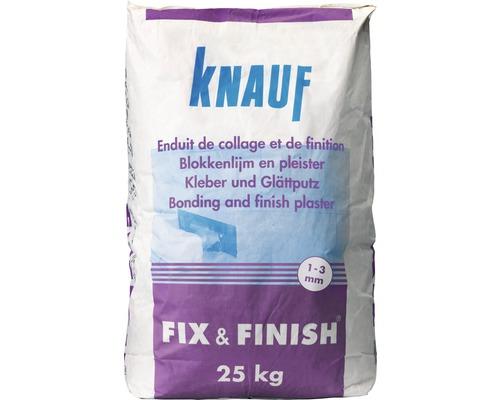 KNAUF Dunpleister fix en finish 25 kg