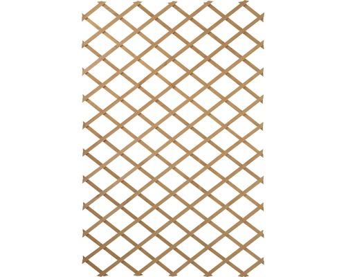 Klimrek hout naturel FSC 50x150 cm
