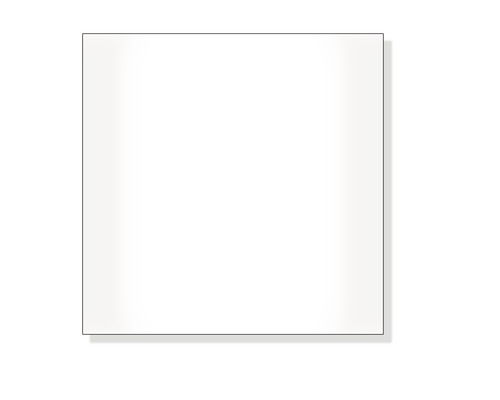 MOSA Wandtegel Holland 490M glans wit 2040 15x15 cm