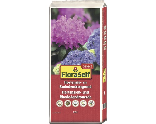 FLORASELF Select® hortensiagrond 20 l