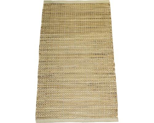 Vloerkleed natuur bruin 120x180 cm