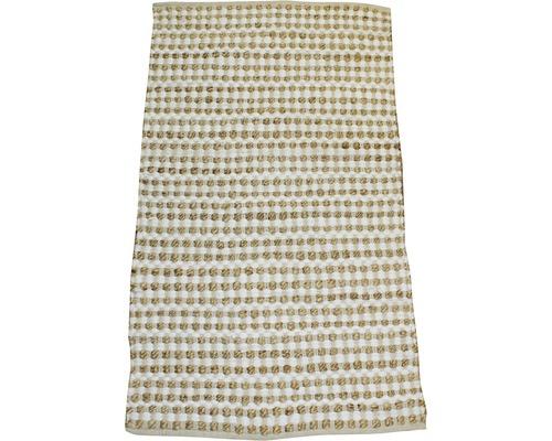 Vloerkleed Knopen natuur 120x180 cm