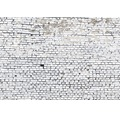 KOMAR Fotobehang papier White Brick 368x254 cm