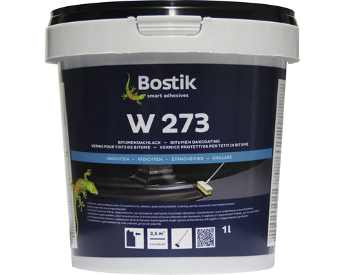 BOSTIK W 273 dakcoating LMF 1 l