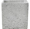 SOENDGEN Bloempot Latina Concrete cement 29x29x29 cm lichtgrijs