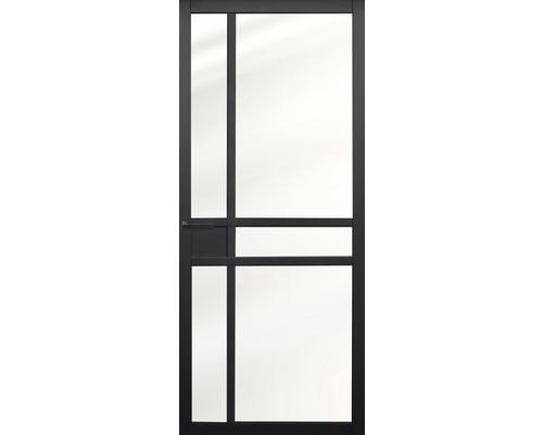 PERTURA Binnendeur industrieel zwart 1002 stomp 73 x 201,5 cm