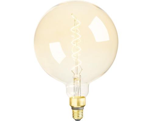 SYLVANIA LED Filament lamp Vintage E27/5,5W globevorm goud