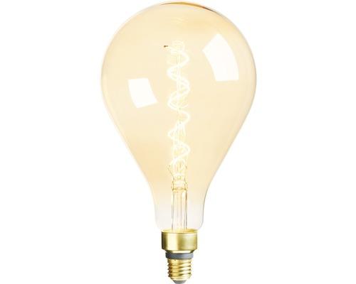 SYLVANIA LED Filament lamp Vintage E27/5,5W peervorm goud