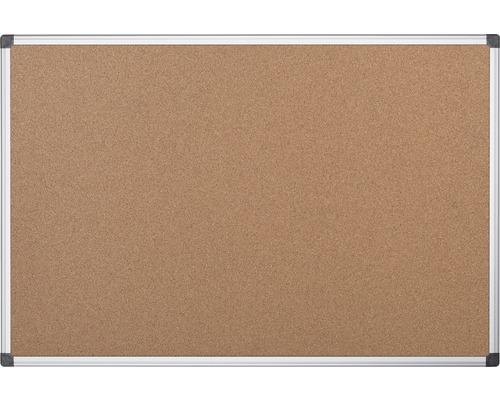 BI-SILQUE Prikbord met aluminium lijst 120x90 cm