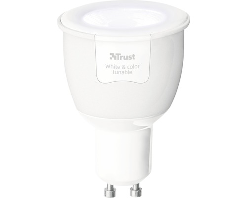 KLIKAANKLIKUIT® Dimbare LED-spot ZLED-RGBG6 GU10