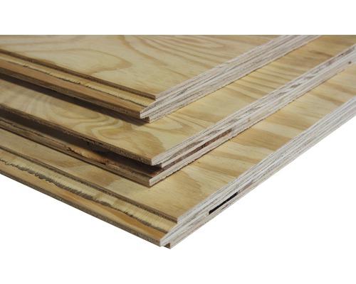 Constructieplaat Underlayment 2-zijdige tong & groef 2440 x 1220 x 18 mm