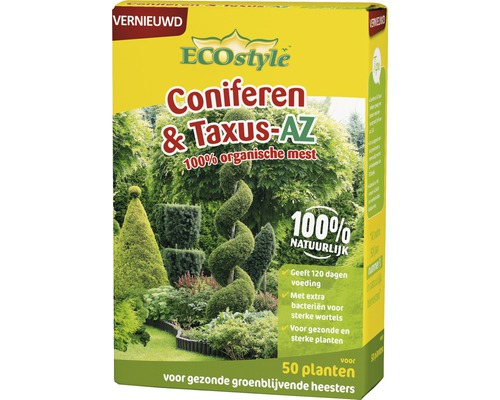 ECOSTYLE Coniferen & taxus-AZ 1,6 kg
