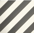 RASCH Vliesbehang 531626 Bambino XVIII geometrisch zwart/crème