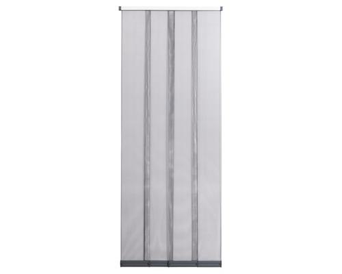 HAMSTRA Lamellenhordeur plus grijs 95x235 cm