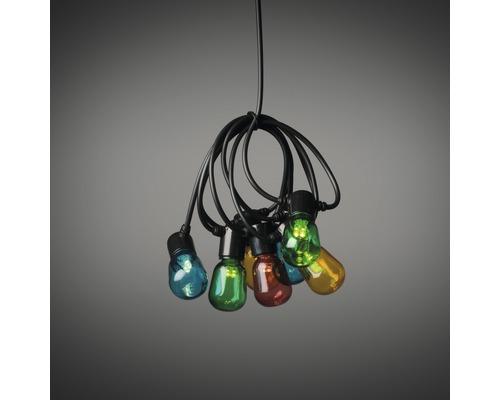 KONSTSMIDE LED Partyverlichting 40-lichts gekleurd