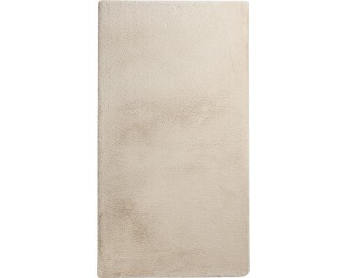 SOLEVITO Vloerkleed Romance beige 80x150 cm
