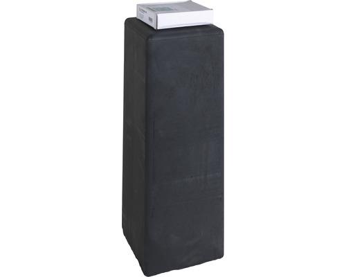Betonpoer antraciet 180-150x500 mm
