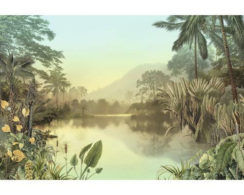 KOMAR Fotobehang vlies HX8-049 Lac Tropical 400x270 cm