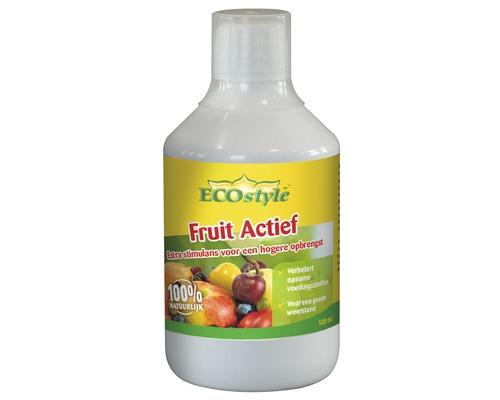 ECOSTYLE Fruit Actief 500 ml