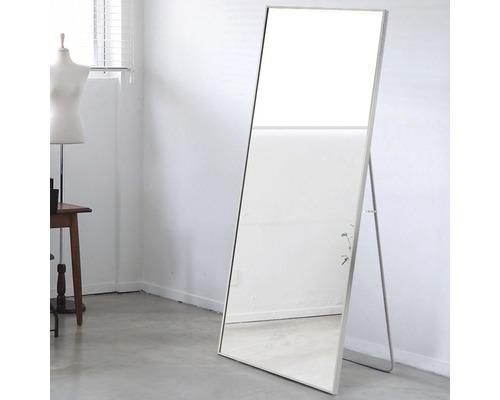 THE WALL Spiegel staand Rio zilver 50x150 cm