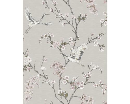 SUPERFRESCO EASY Vliesbehang 108212 kersenbloesem beige/roze