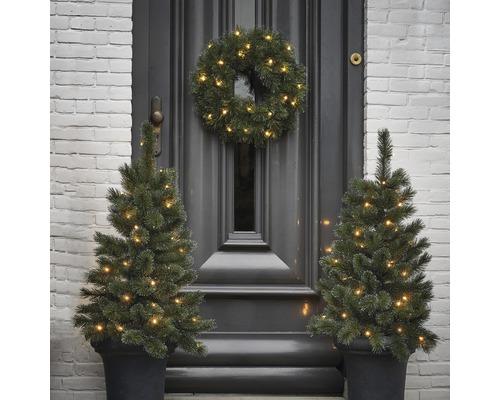LAFIORA Kunstkerstboom Chamonix deurset