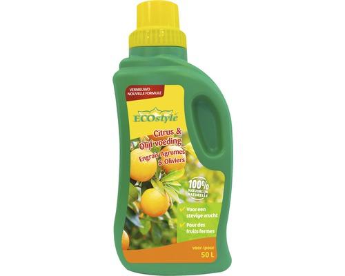 ECOSTYLE Citrus & Olijf voeding 500 ml