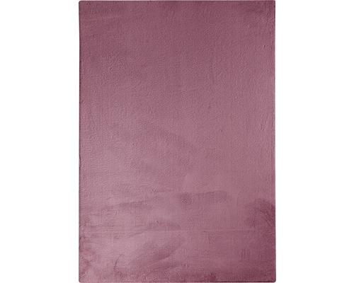 SOLEVITO Vloerkleed Romance wild berry 140x200 cm