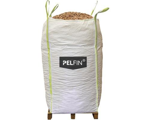 PELFIN Bigbag Houtpellets bruin 1000kg