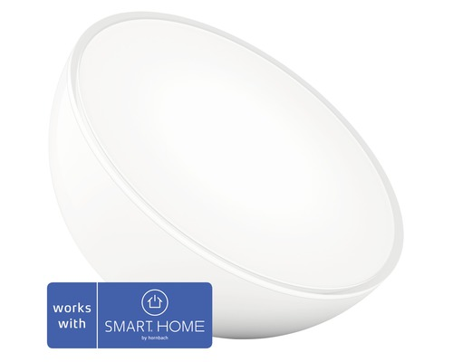 PHILIPS Hue White and color Ambiance LED taffellamp Go
