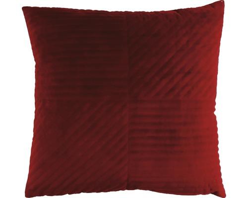 SOLEVITO Kussen Terra rood 45x45 cm