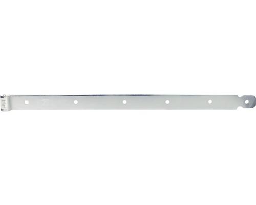 Duimheng zwaar 700 mm voor plaatduim 16 mm verzinkt