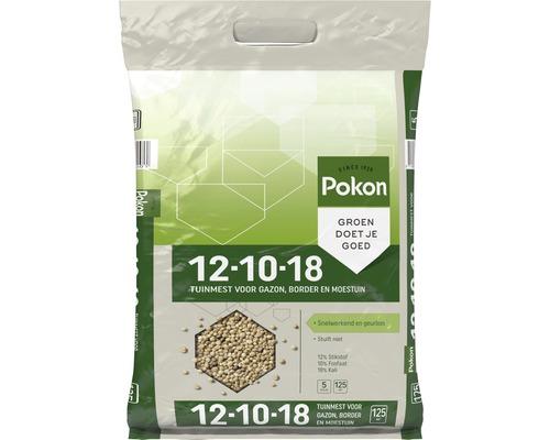 POKON Gazon & tuinmest 5 kg